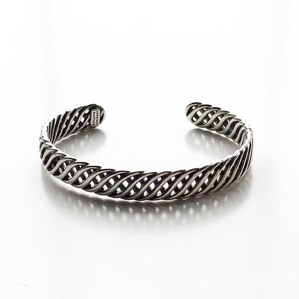 PHILIPPE AUDIBERT/Del bracelet , brass silver color,