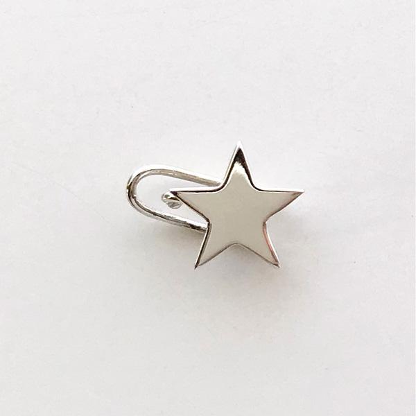 【再入荷】 Saskia Diez/STAR EARCUFF 925 AG
