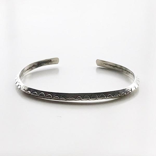 HARPO/BR11a/2019ss Solid Silver Bracelet