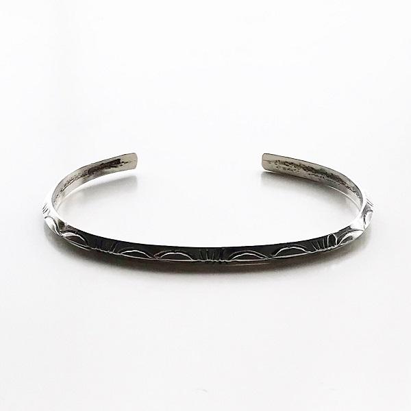 HARPO/BR11b/2019ss Solid Silver Bracelet