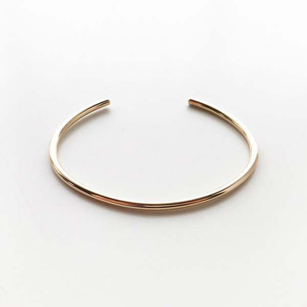 【20%OFF】 ANOTHER FEATHER/THIN PACE CUFF in GOLD FILL