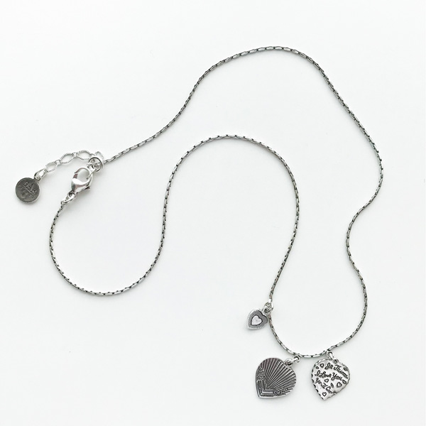 【再入荷】 Gas Bijoux/Necklace:Love/mini/a(ネックレス)