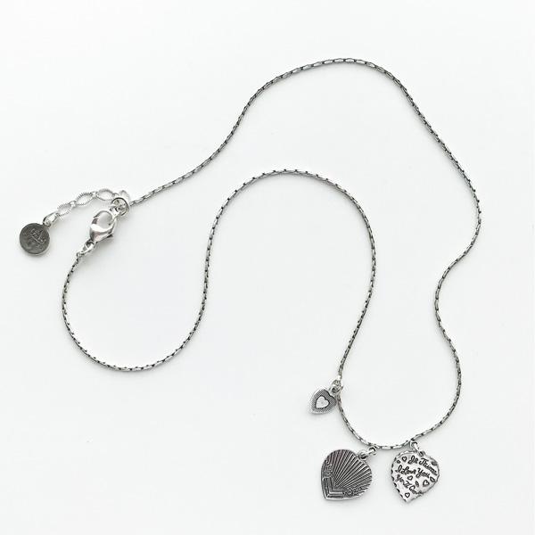 【再入荷】 Gas Bijoux/Necklace:Love/mini/a(ネックレス)