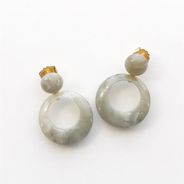 Gas Bijoux/Earring:Ischia/pm/o (ピアス)