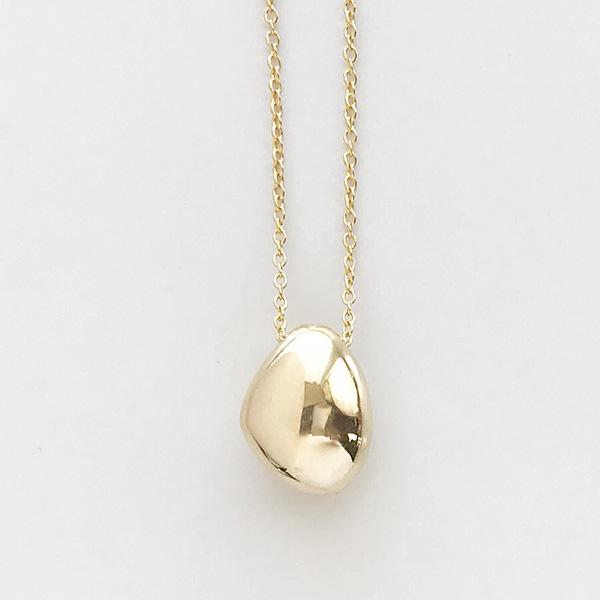 SOKO/jiwe pendant necklace in gold
