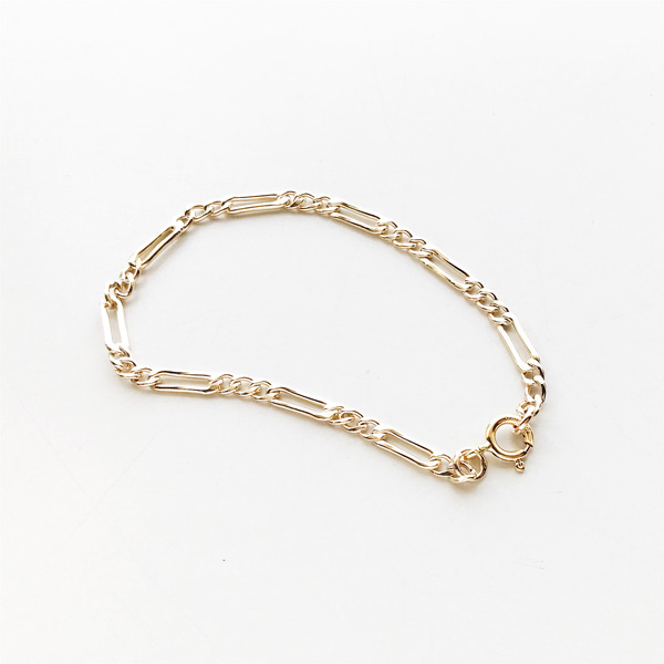 Wolf Circus/Mila Bracelet in 14K Gold Plated