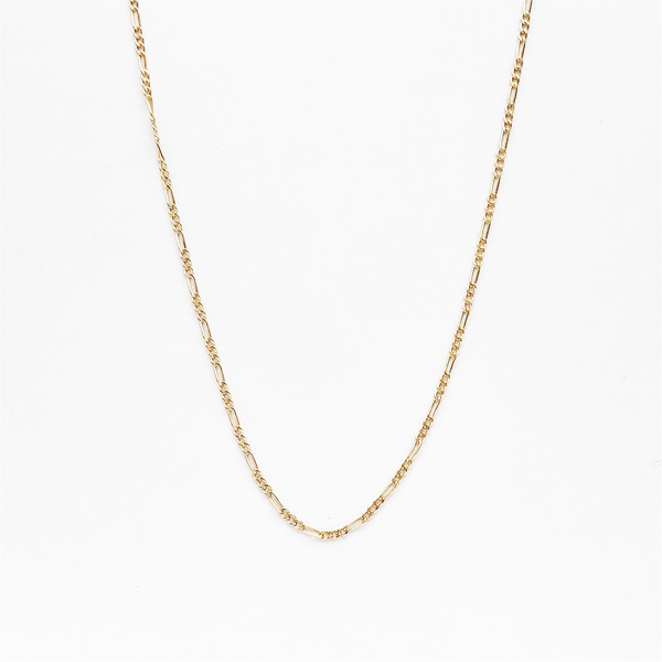 Wolf Circus/Mila Necklace in 14K Gold Plated