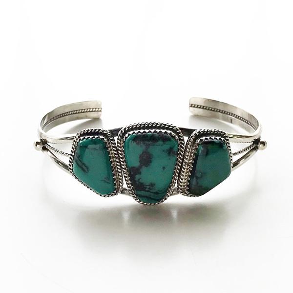 HARPO/BR05/2020ss Yhree Stone Bracelet