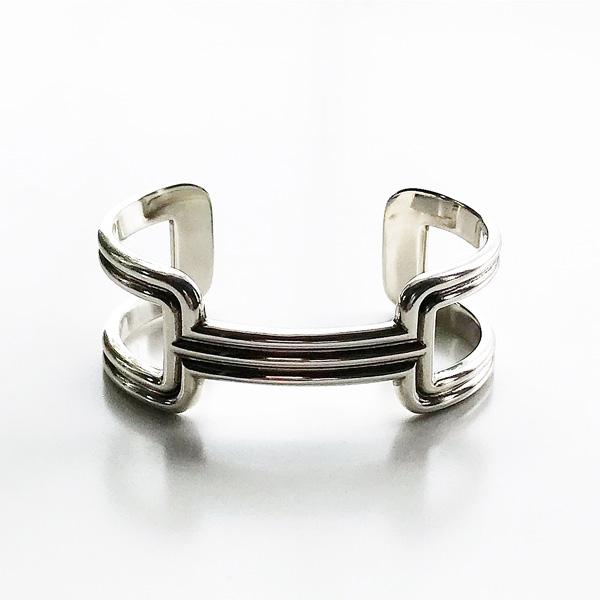PHILIPPE AUDIBERT/Errolia bracelet brass silver color,