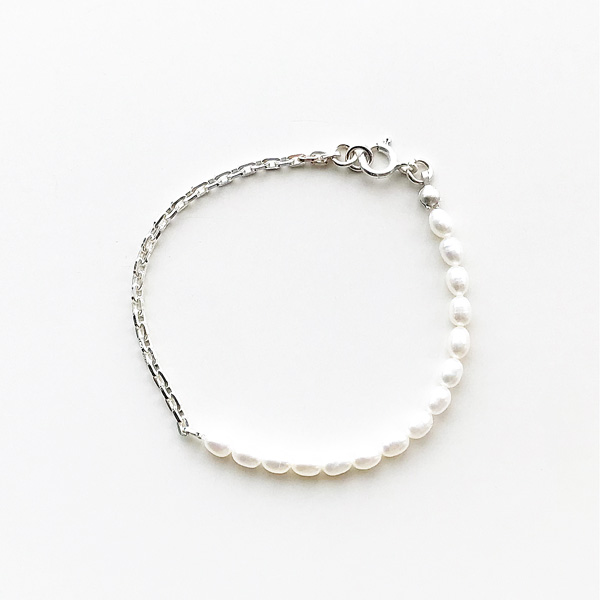 Wolf Circus/Effy Bracelet in Sterling Silver