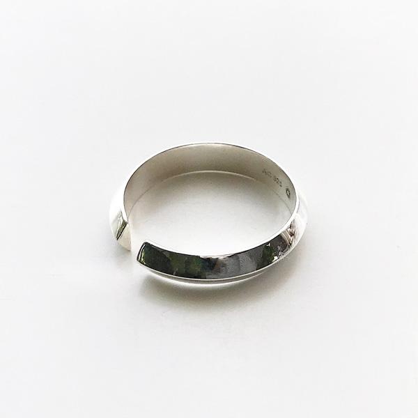 Saskia Diez/Pyramide Earcuff No3 925 Ag Silver 925 Sterling silver.No3