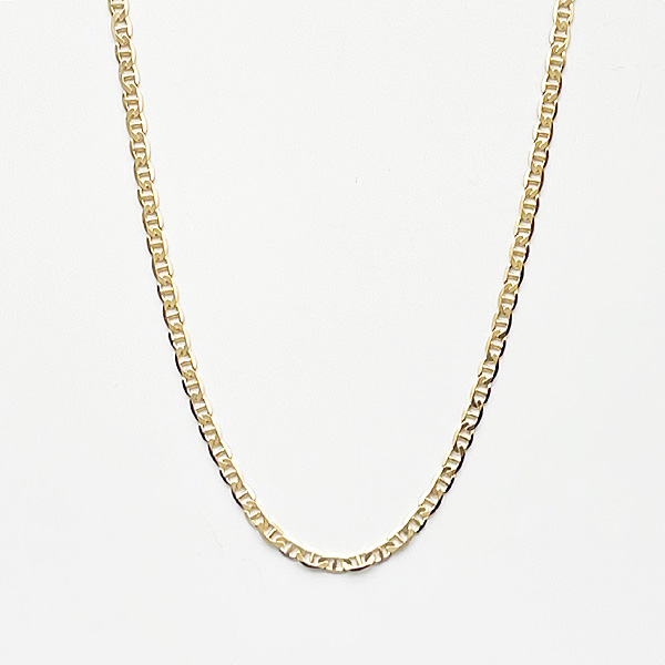 Wolf Circus/Toni Chain Necklace/Gold vermeil,