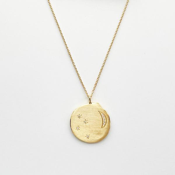 Louise Hendricks/Divine Hours necklace XL