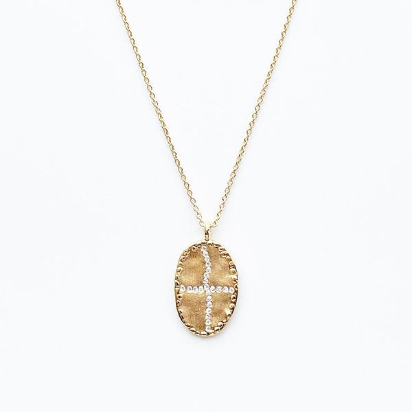 Louise Hendricks/48cm Baziles White Necklace