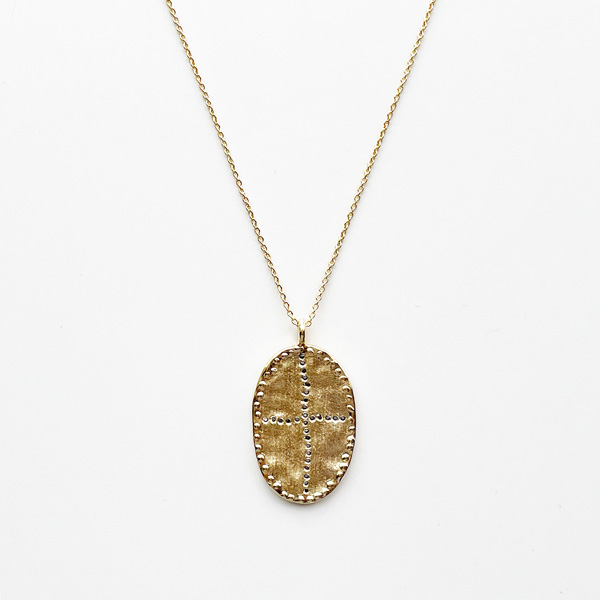 Louise Hendricks/68cm Bazile Black Necklace