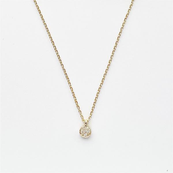 Louise Hendricks/Mina Apple Necklace
