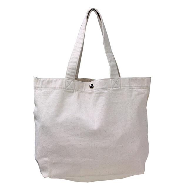 キバタで出来たシンプルサブバッグ
