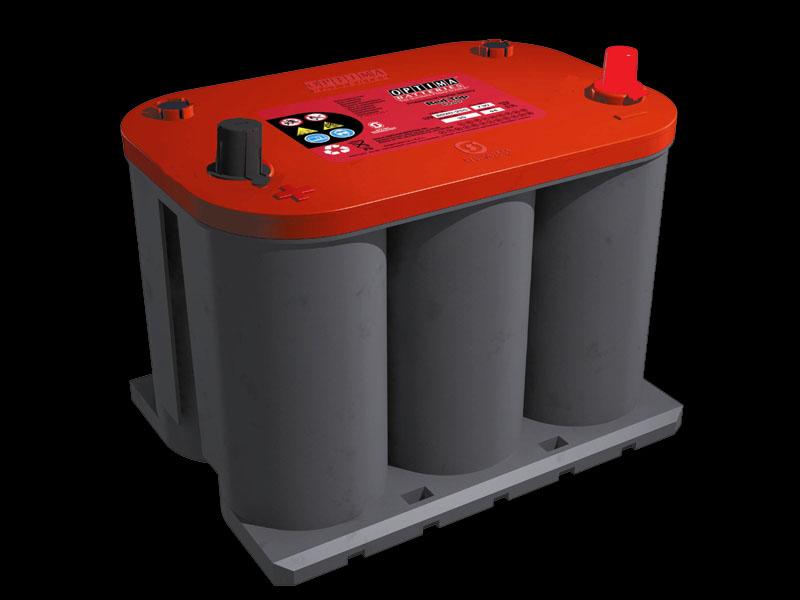 オプティマバッテリーレッドトップ925SL 210クラウンハイブリットD23L取付キット