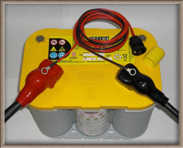GTP-065維持充電ハーネス
