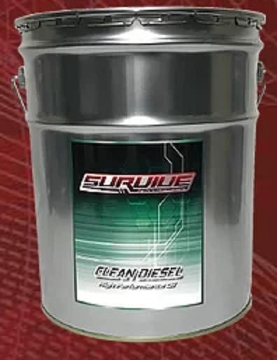 サバイブオイル クリーンディーゼル CLEAN DIESEL 15W-40(最低受注単位はは1L以上になります。1Lに満たない量の受注はできません。ご注意ください)