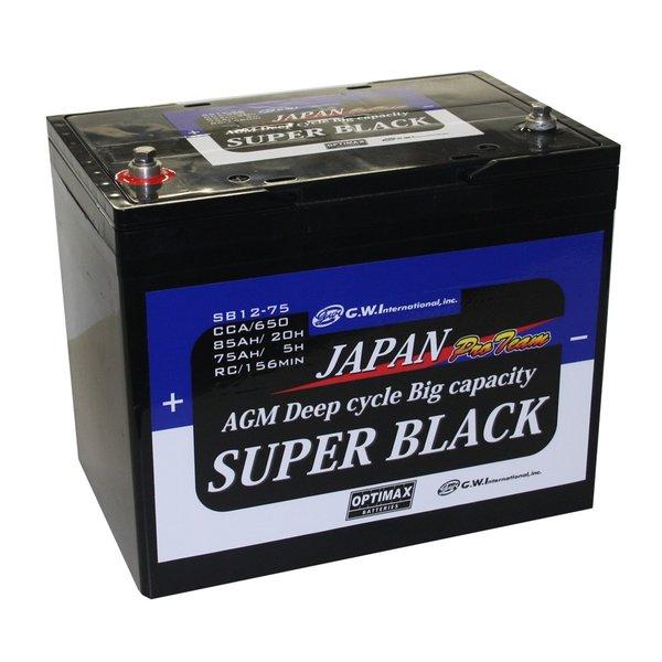 スーパーブラック85AH