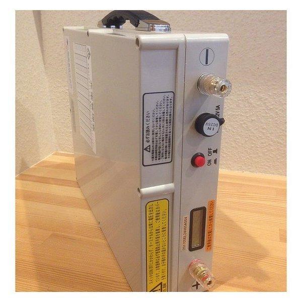 エレキ専用リチウムバッテリー EVキューブ24V 65A