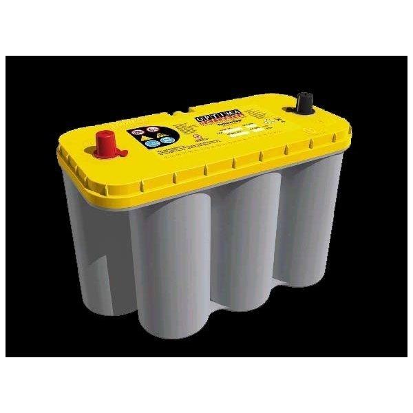 オプティマバッテリー イエロートップ D1400SB YTR-5.5L エコサイクル 1年保証
