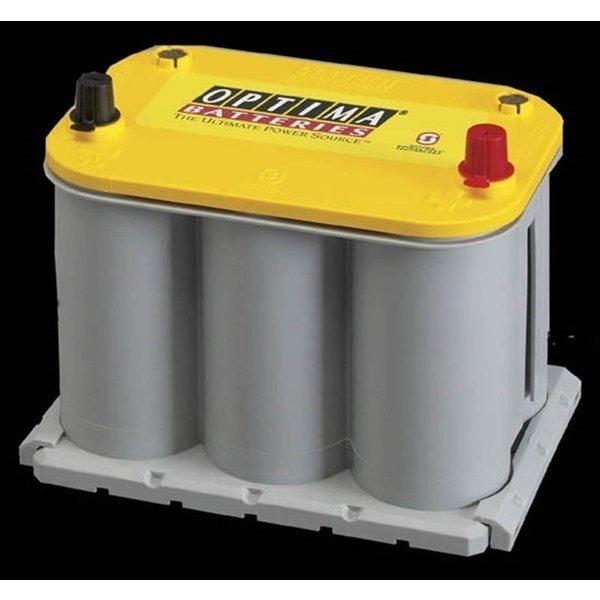 オプティマバッテリー イエロートップ YT925SL YTR-3.7L D23L(ハイトアダプター必要)、Q-85(ハイトアダプター必要)