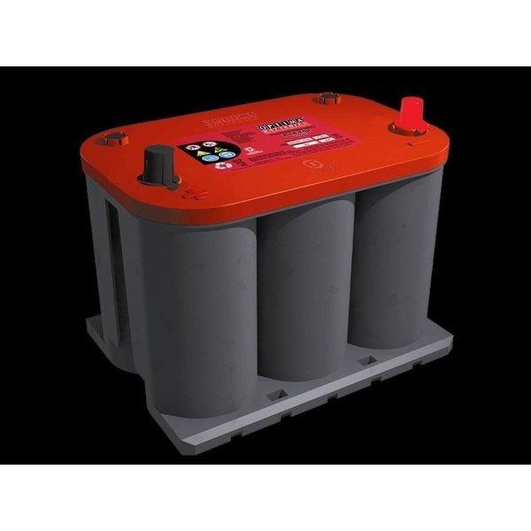 オプティマバッテリー レッドトップ925S-L RTR-3.7L D23L(ハイトアダプター必要)、Q-85互換(ハイトアダプター必要)