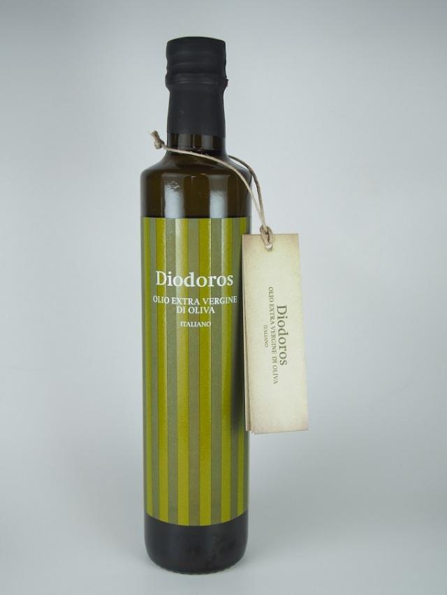 ヴァル・パラディーソ ディオドロス 500ml  イタリア・シチリア産 世界遺産の中にある800年前のオリーブをよみがえらせた神秘的なエキストラバージンオリーブオイル オリーブオイル通にこそ是非味わっていただきたい逸品