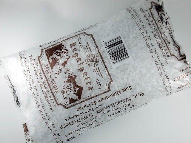 【江戸蔵岩塩】 Grosso レガルペトラ イタリア シチリア島産 岩塩 【粗粒状】 10kg シチリア島の天然の岩塩鉱から採掘された塩【直輸入】業務用 ロックソルト