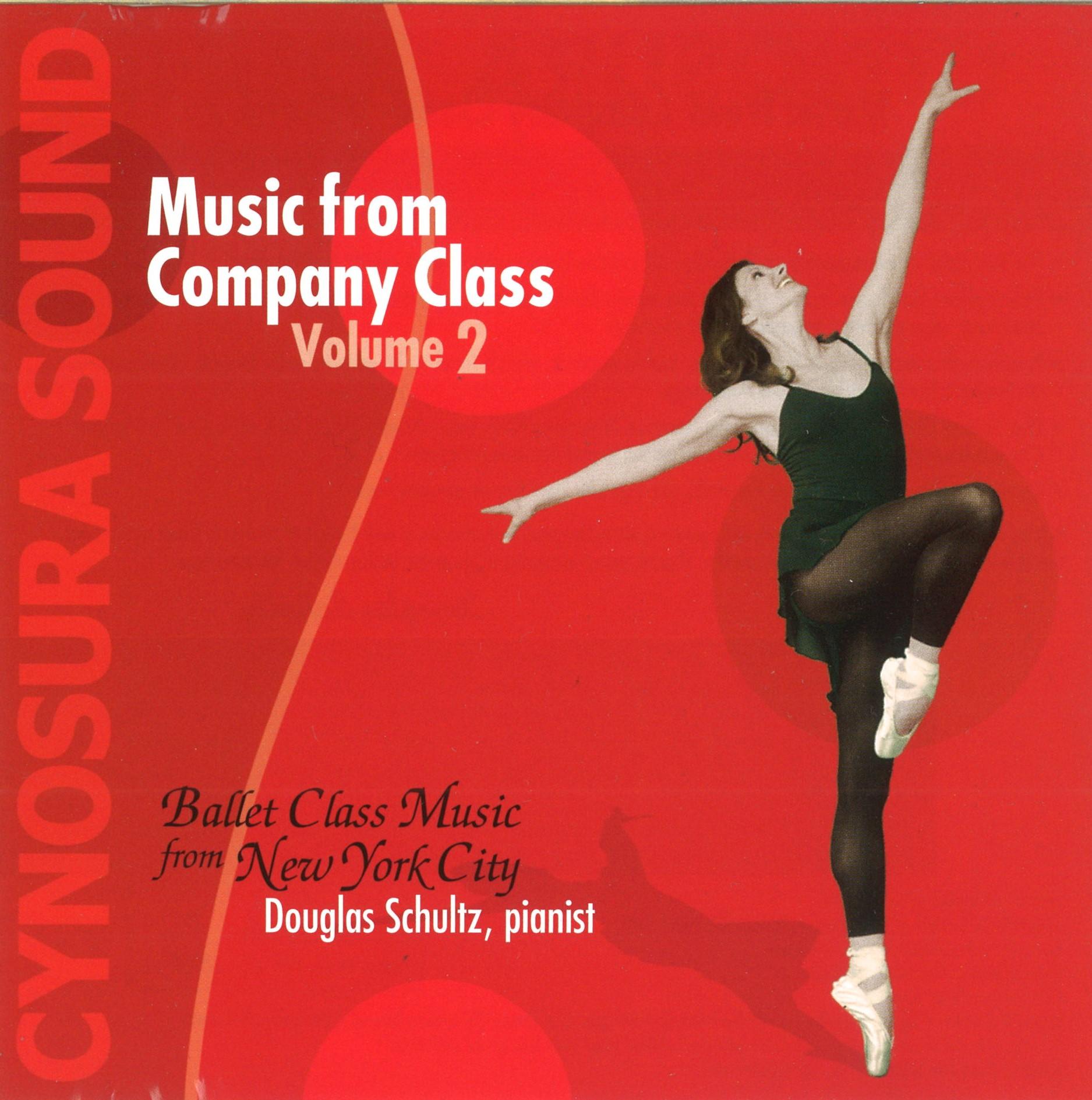 CD Music from Company Class Vol.2 (CC027)