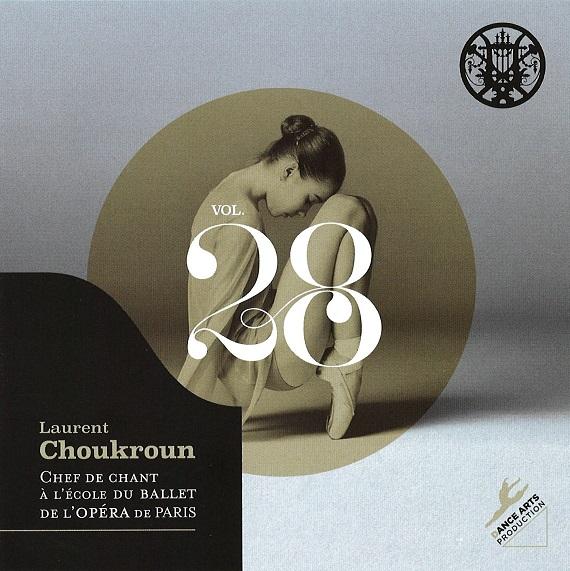 ローラン・シュクルン Laurent Choukroun Vol.28(CD)