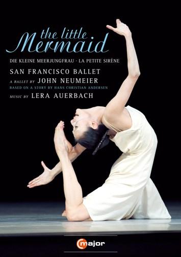 サンフランシスコ・バレエ:ジョン・ノイマイヤー「人魚姫」ヤンヤン・タン(直輸入DVD)