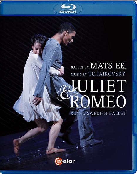 スウェーデン・ロイヤル・バレエ団 「ジュリエットとロミオ」 振付:マッツ・エック(直輸入Blu-ray)