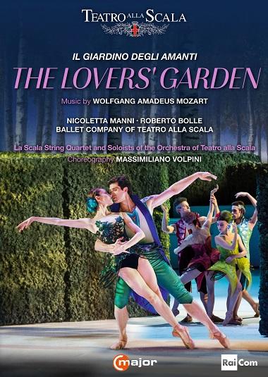 ミラノ・スカラ座バレエ「恋人たちの庭」マンニ&ボッレ 全1幕 (直輸入DVD)