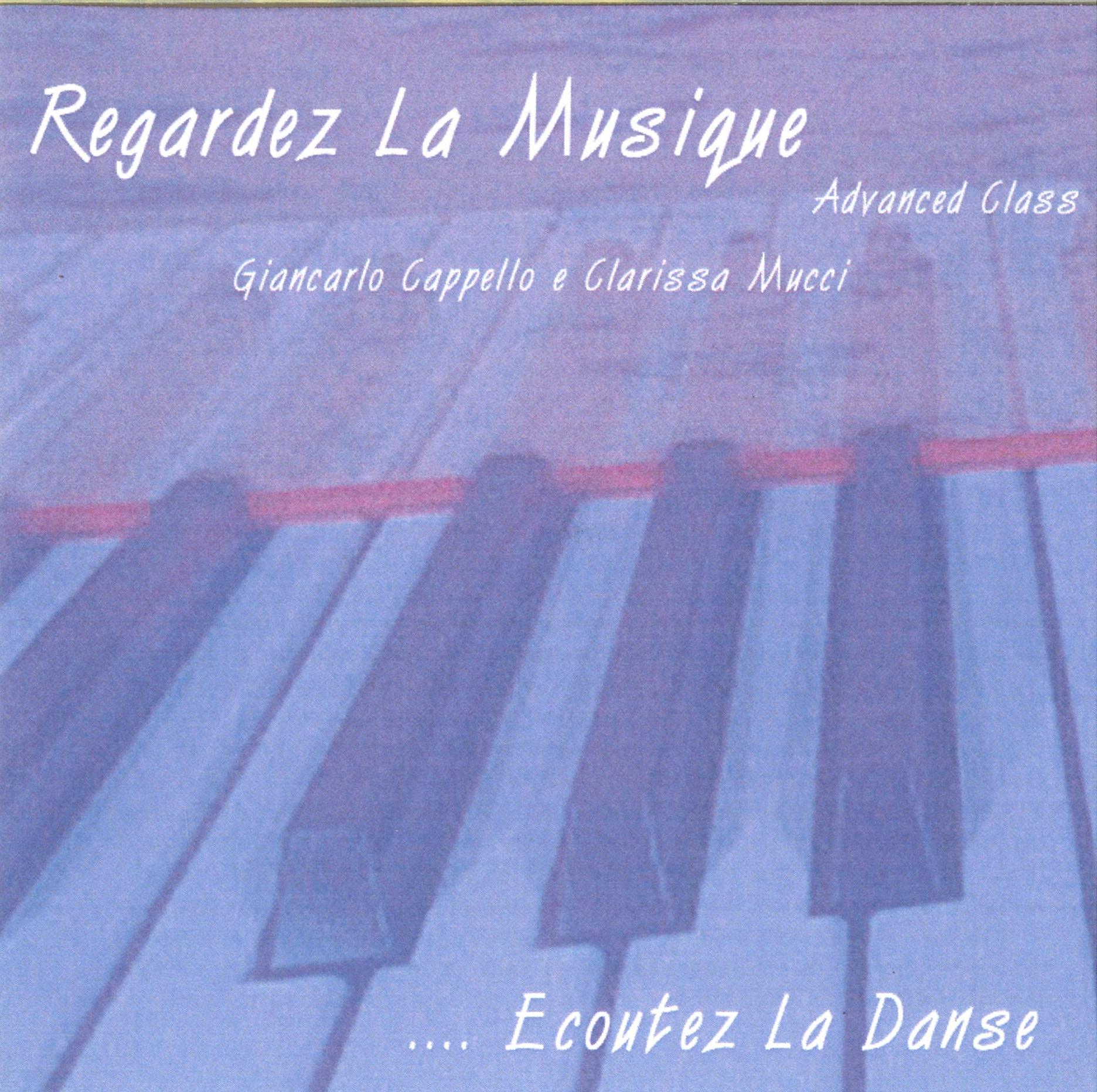 CD Regardez La Musique - Advanced (GC06)