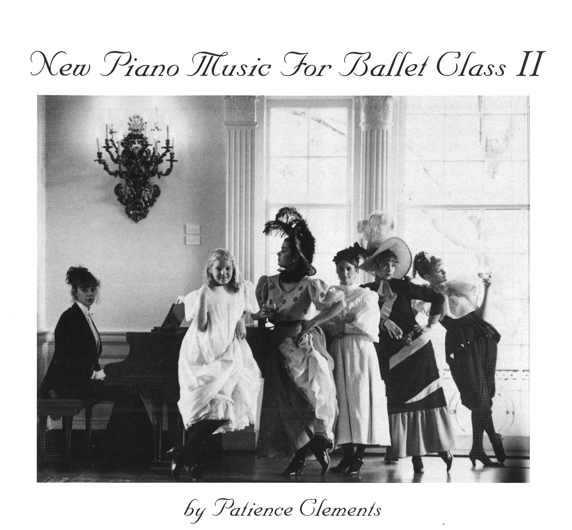 CD New PianoMusic For Ballet Class 2 (NP02C)