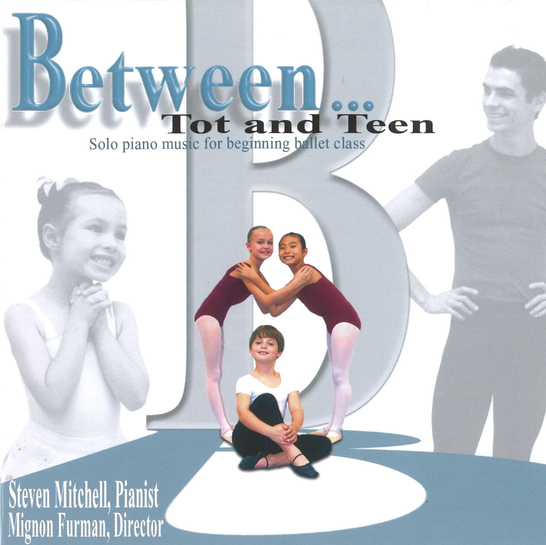 CD Between Tot and Teen (SM05C)