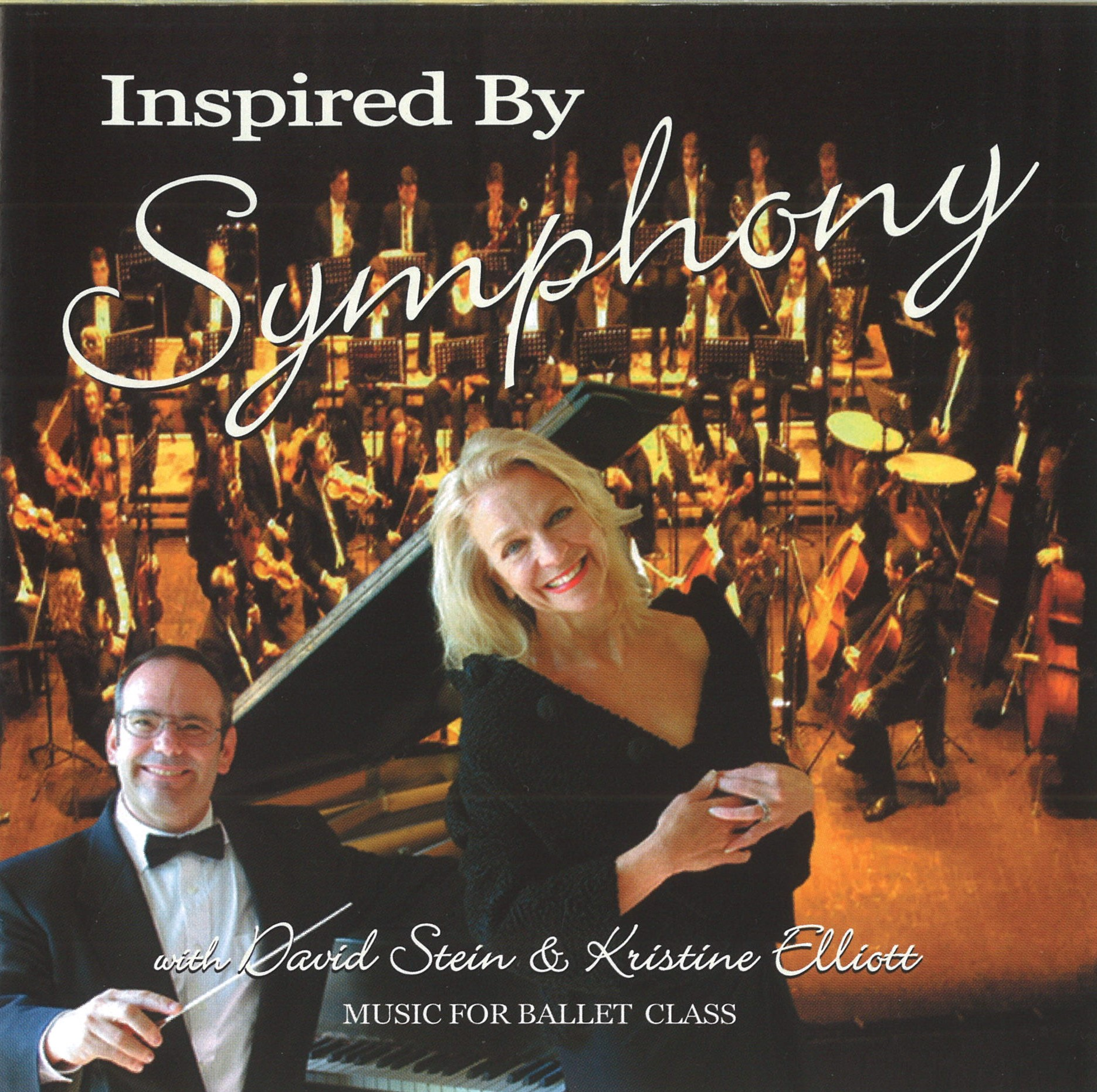 CD Inspired By Symphony (IB04C)