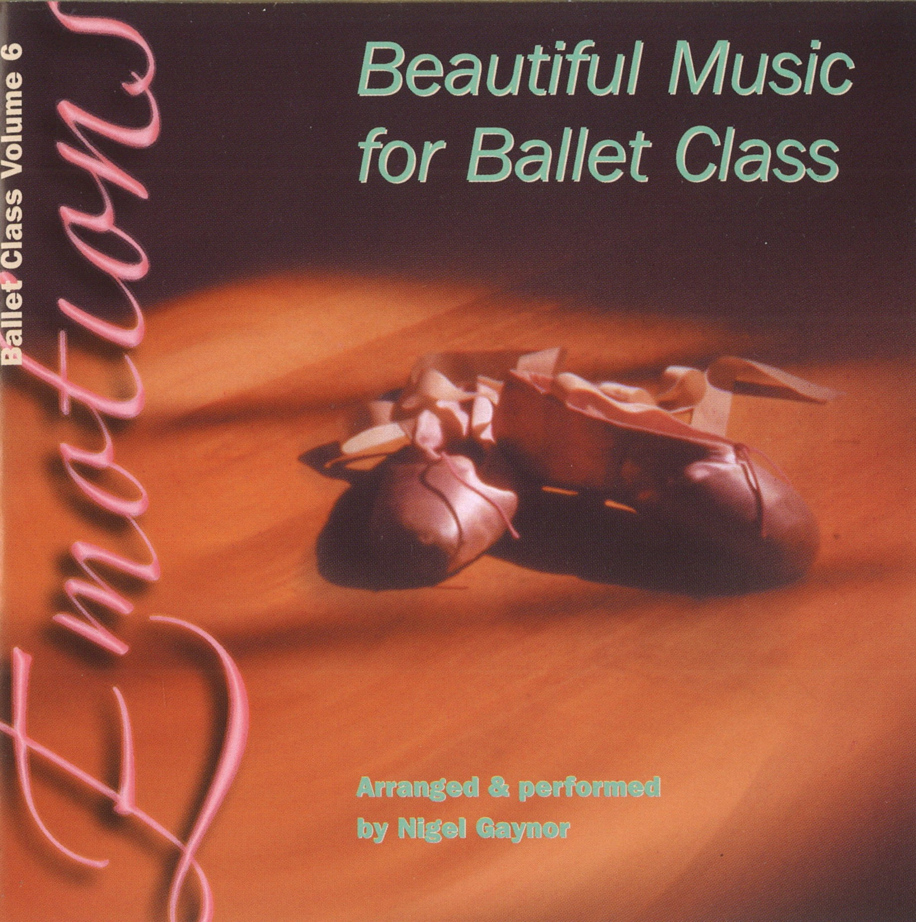 CD Beautiful Music for Ballet Class Vol.6-Emotions (NG06C Emotions)