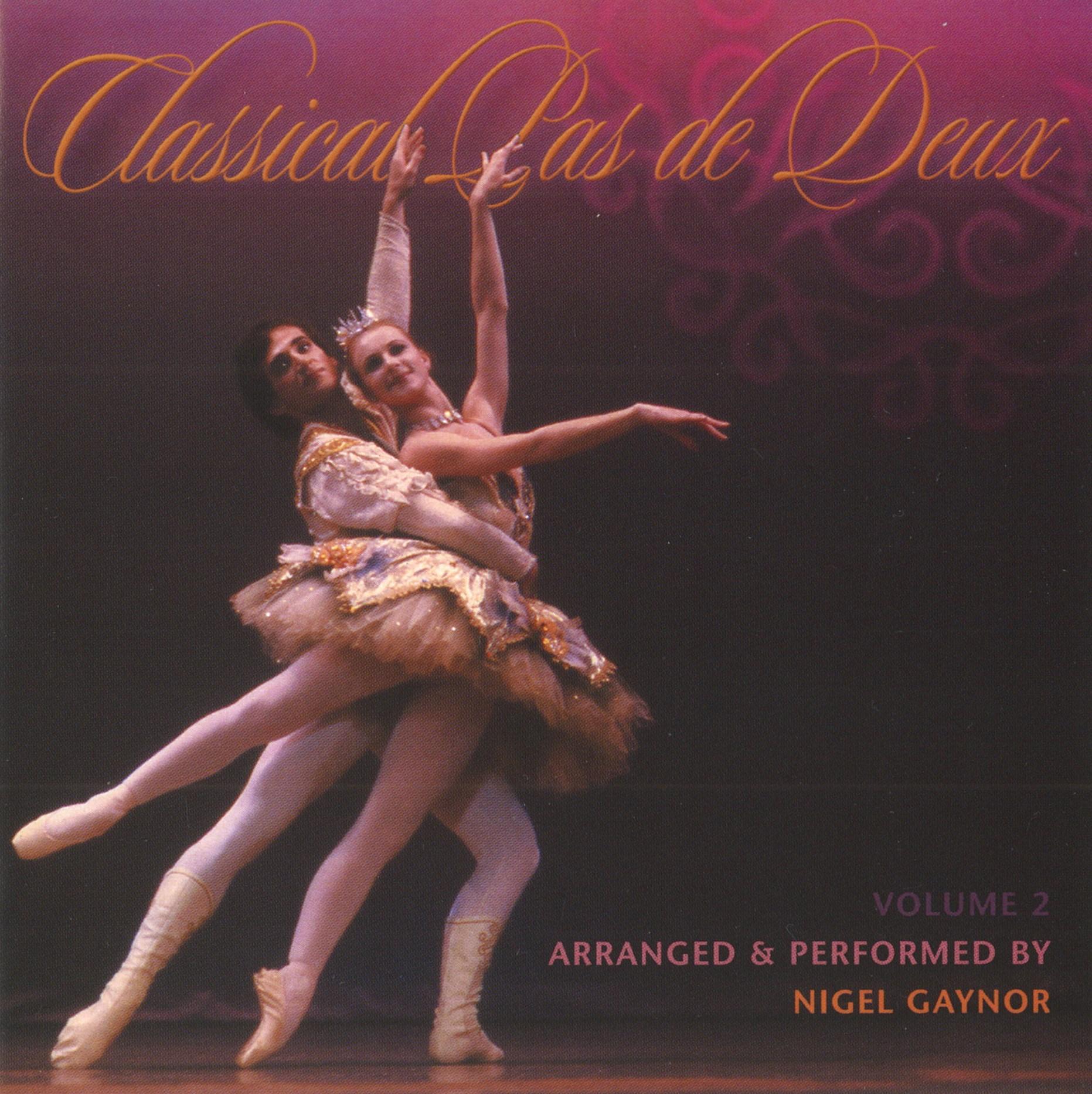 CD Classical Pas de Deux Vol.2 (NG08C)