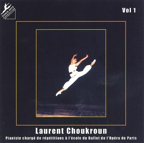 ローラン・シュクルン Laurent Choukroun Vol.1(CD)