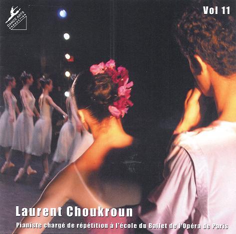 ローラン・シュクルン Laurent Choukroun Vol.11(CD)