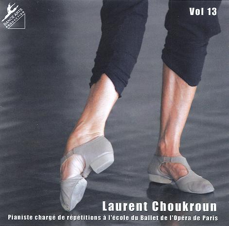 ローラン・シュクルン Laurent Choukroun Vol.13(CD)