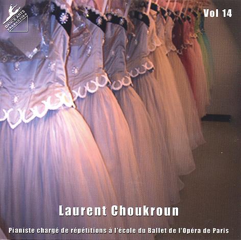 ローラン・シュクルン Laurent Choukroun Vol.14(CD)