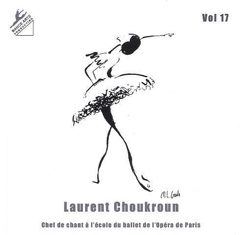 ローラン・シュクルン Laurent Choukroun Vol.17(CD)