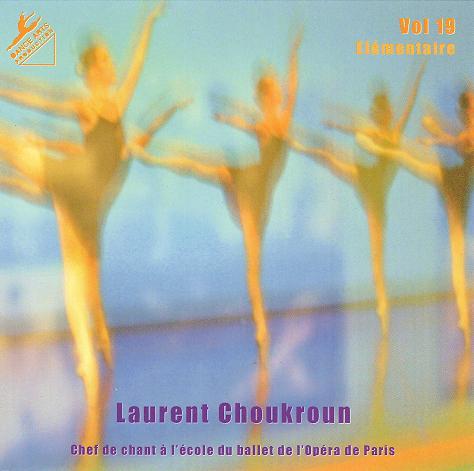 ローラン・シュクルン Laurent Choukroun Vol.19(CD)