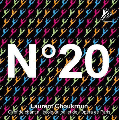 ローラン・シュクルン Laurent Choukroun Vol.20(CD)