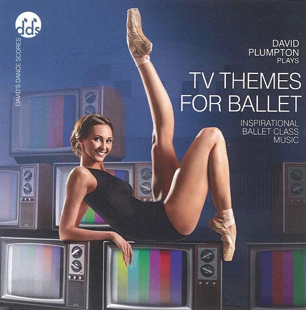 デヴィッド・プランプトン  David Plumpton: TV Themes For Ballet (直輸入CD)